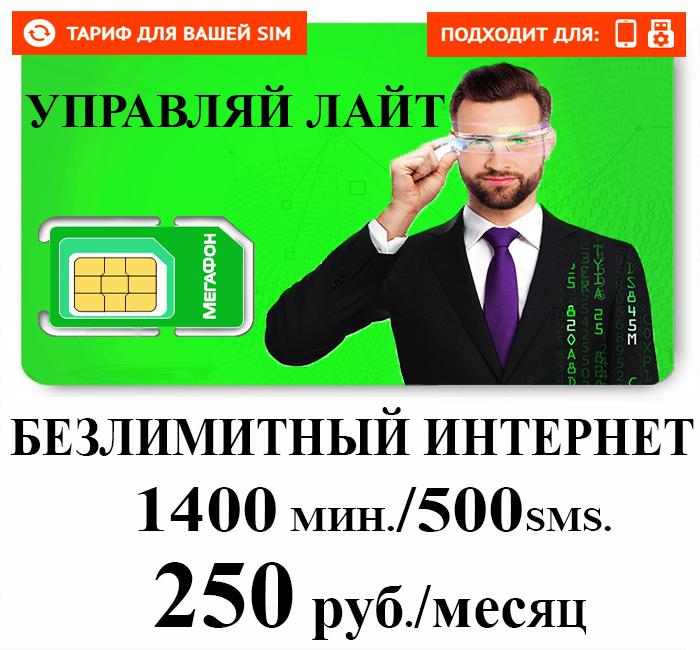 Мегафон управляй лайт 250